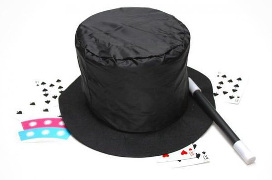 Top Magic Magic Hat Tricks - Tactic