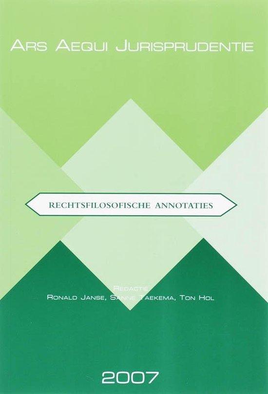 Rechtsfilosofische annotaties - none   Fthsonline.com