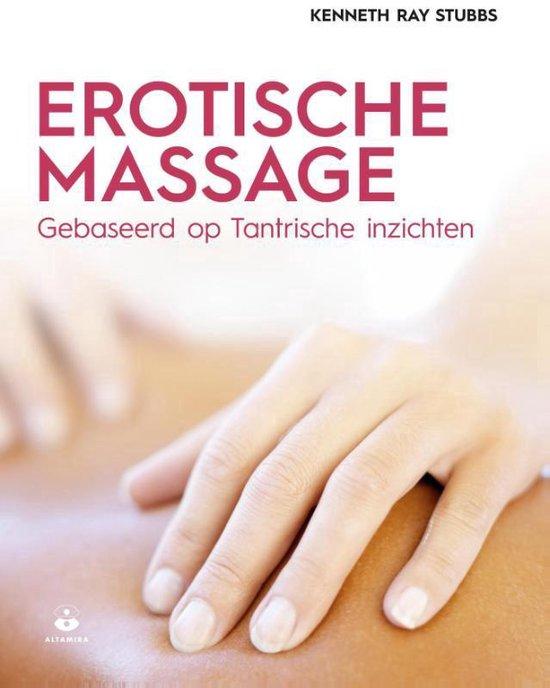 Boek cover Erotische massage van Kenneth Ray Stubbs (Paperback)
