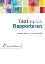 Taaltopics rapporteren incl. toegang tot Prepzone