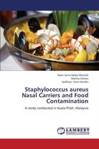 Staphylococcus Aureus Nasal Carriers and Food Contamination