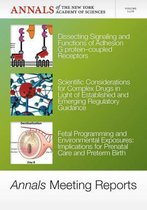 Omslag Annals Meeting Reports - Biomarkers in Nutrition, Revolution in Toxicology, Neuroprotection after Ischemia, Volume 1278