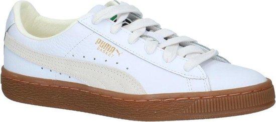 bol.com | Puma Meisjes Sneakers Basket Classic Gum Deluxe Jr ...