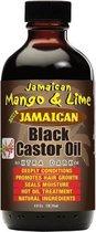 Jamaican Mango & Lime Black Castor Oil Xtra dark