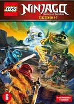 LEGO Ninjago : Masters Of Spinjitzu - Seizoen 1 t/m 7