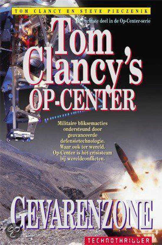 Gevarenzone - Tom Clancy |