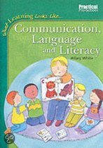 Omslag Communication, Language and Literacy