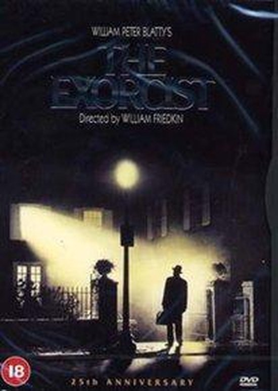 Cover van de film 'Exorcist'
