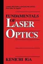 Fundamentals of Laser Optics