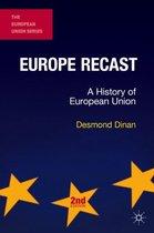 Boek cover Europe Recast van Desmond Dinan