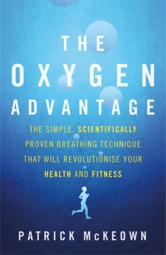 Boek cover The Oxygen Advantage van Patrick McKeown (Paperback)