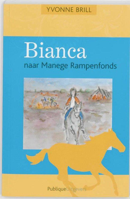 Bianca Naar Manege Rampenfonds - Yvonne Brill |