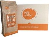 De Waaghals direct trade koffiebonen - 8 x 1 kg
