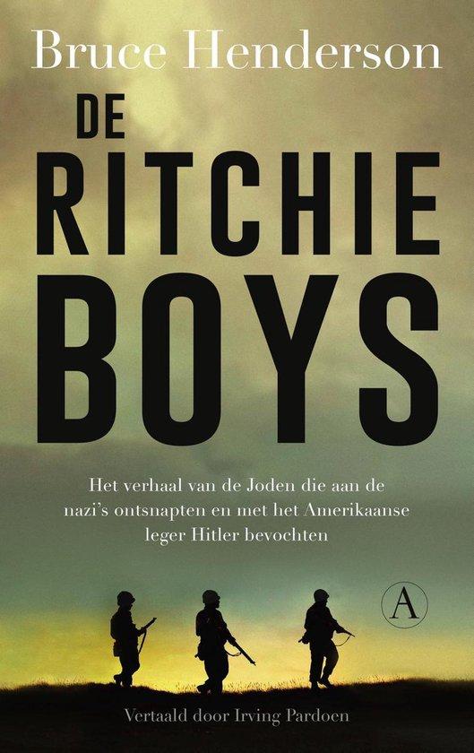 De Ritchie-boys - Bruce Henderson |