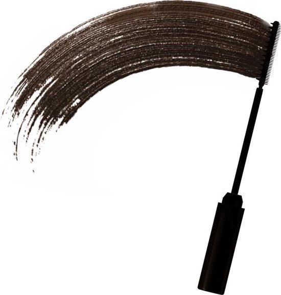 SYOSS haarmascara Donkerbruin 16ml haarkleuring