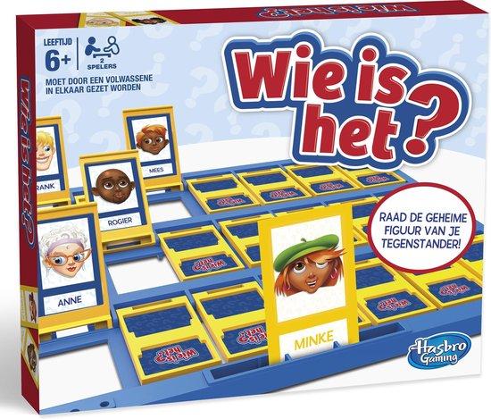 Afbeelding van Wie Is Het? - Kinderspel