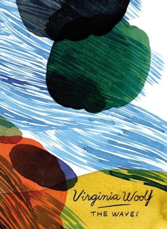 Boek cover The Waves (Vintage Classics Woolf Series) van Virginia Woolf (Paperback)