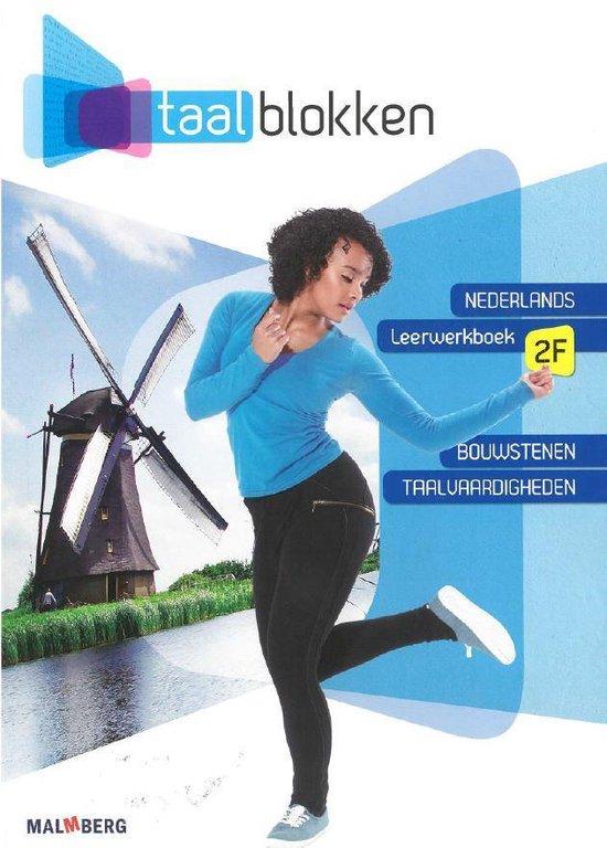 Taalblokken 3 combipakket NE 2F leerwerkboek en studentlicentie 12 mnd - none |