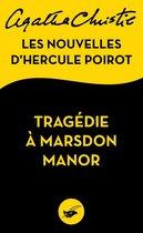 Omslag Tragédie à Marsdon Manor