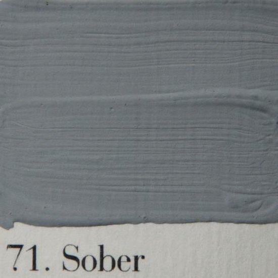 l'Authentique kleur 71- Sober