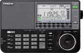 Sangean ATS909 X - Draagbare radio - wereldontvanger - Zwart