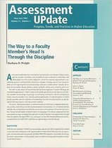Assessment Update Volume 17, Number 3 May-june 2005