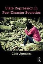 State Repression in Post-Disaster Societies
