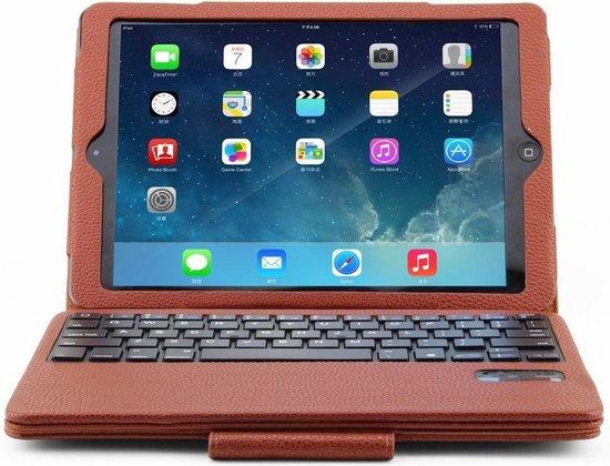 | Javu iPad Air Toetsenbord Hoes Bluetooth