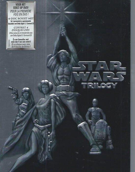 Star Wars Trilogy (3DVD)