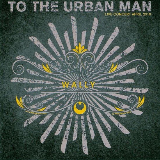 To the Urban Man: Live Concert, April 2010