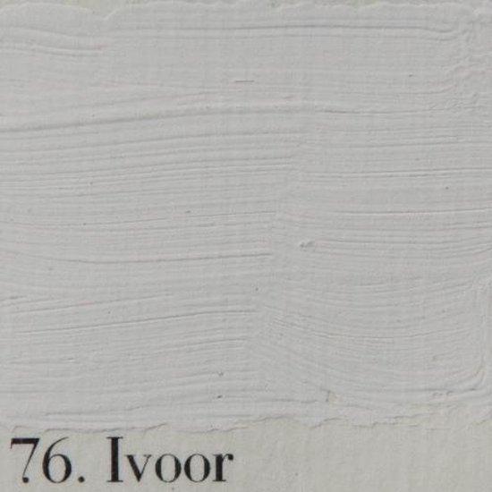l'Authentique kleur 76- Ivoor