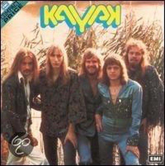 Kayak (2nd Album)