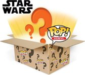 Funko Pop! Mystery Box Star Wars - 6 stuks met kans op limited edition OF exclusive OF chase