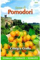 Tomaten Pomodori Ciliegia Gialla - Lycopersicon esculentum - set van 7 stuks