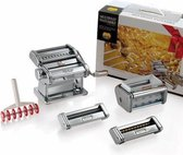Marcato Pastamachine Multipast met pastabike 8 soorten pasta - Voordelige keuze
