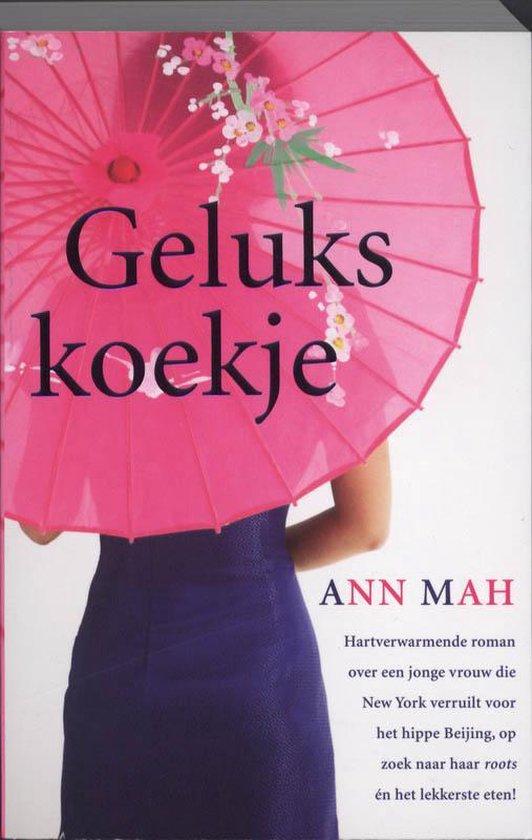 Boek cover Gelukskoekje van Ann Mah (Paperback)