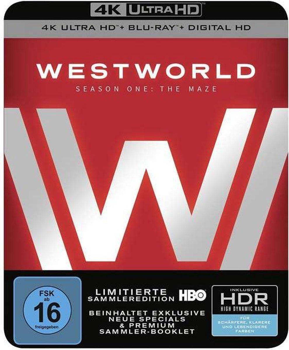 Westworld Staffel 1: Das Labyrinth (Ultra HD Blu-ray & Blu-ray)-