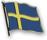 Pin Vlag Zweden