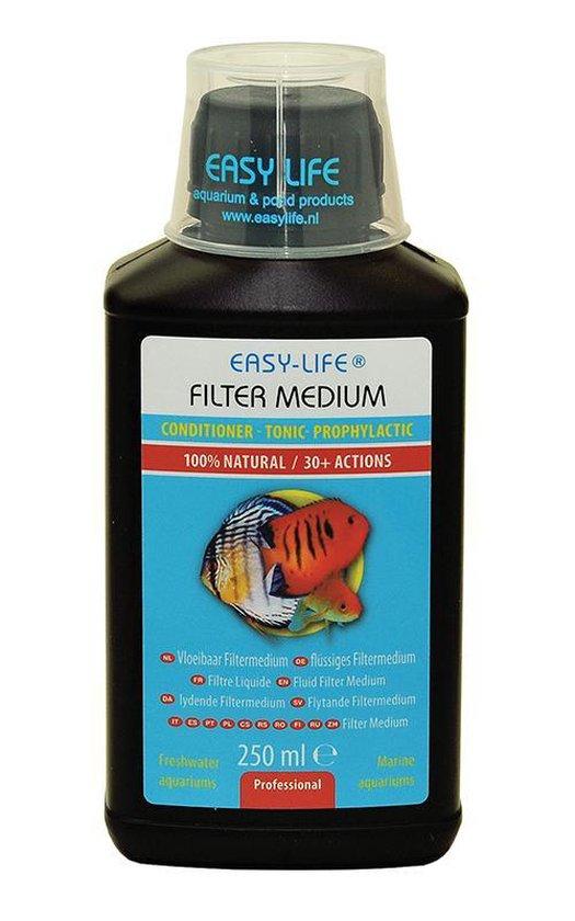 Easy Life Vloeibaar Filtermedium - Waterfilter - 250 ml - Easy Life