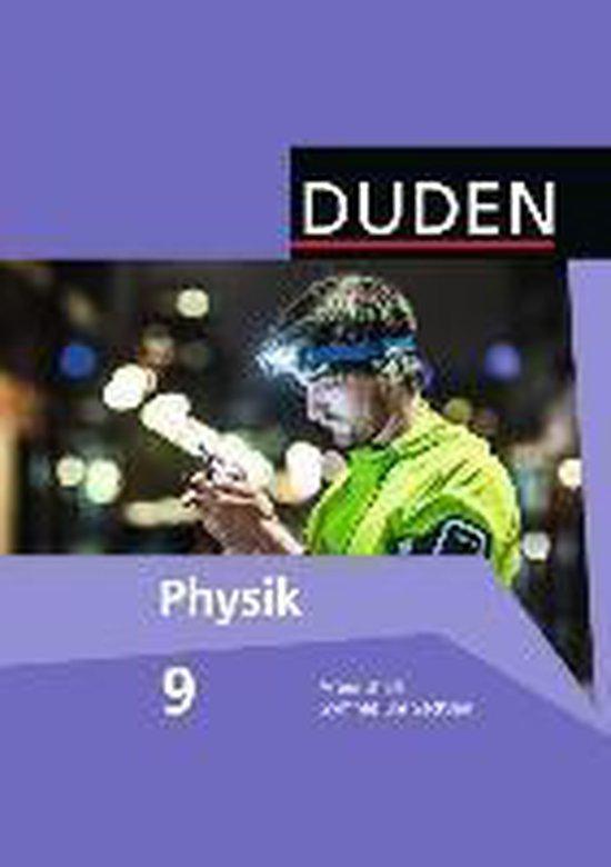 Duden Physik 9. Schuljahr. Arbeitsheft Gymnasium Sachsen