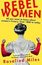 Boek cover Rebel Women van Rosalind Miles