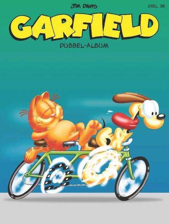 Garfield Dubbelalbum 38 - Jim Davis |