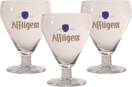 Affligem Bierglas - 30cl (Set van 3)