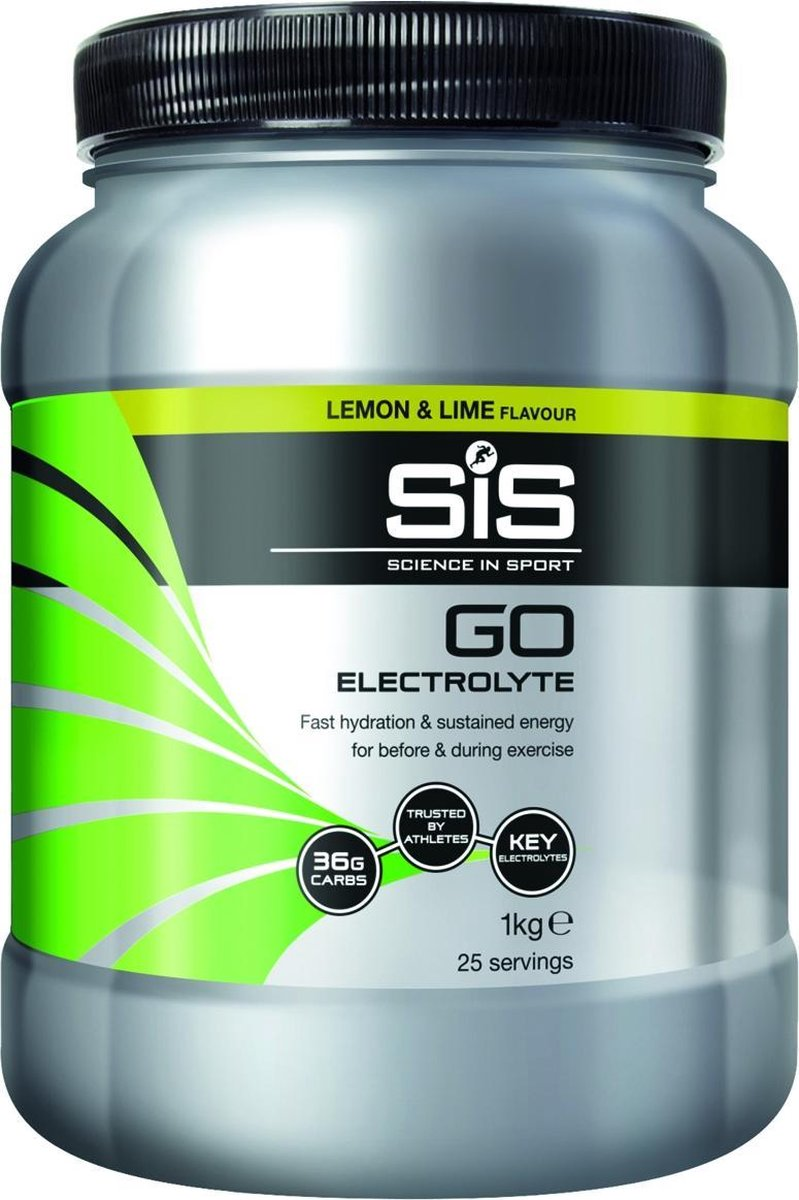 SIS Go Electrolyte Lemon&Lime 1kg