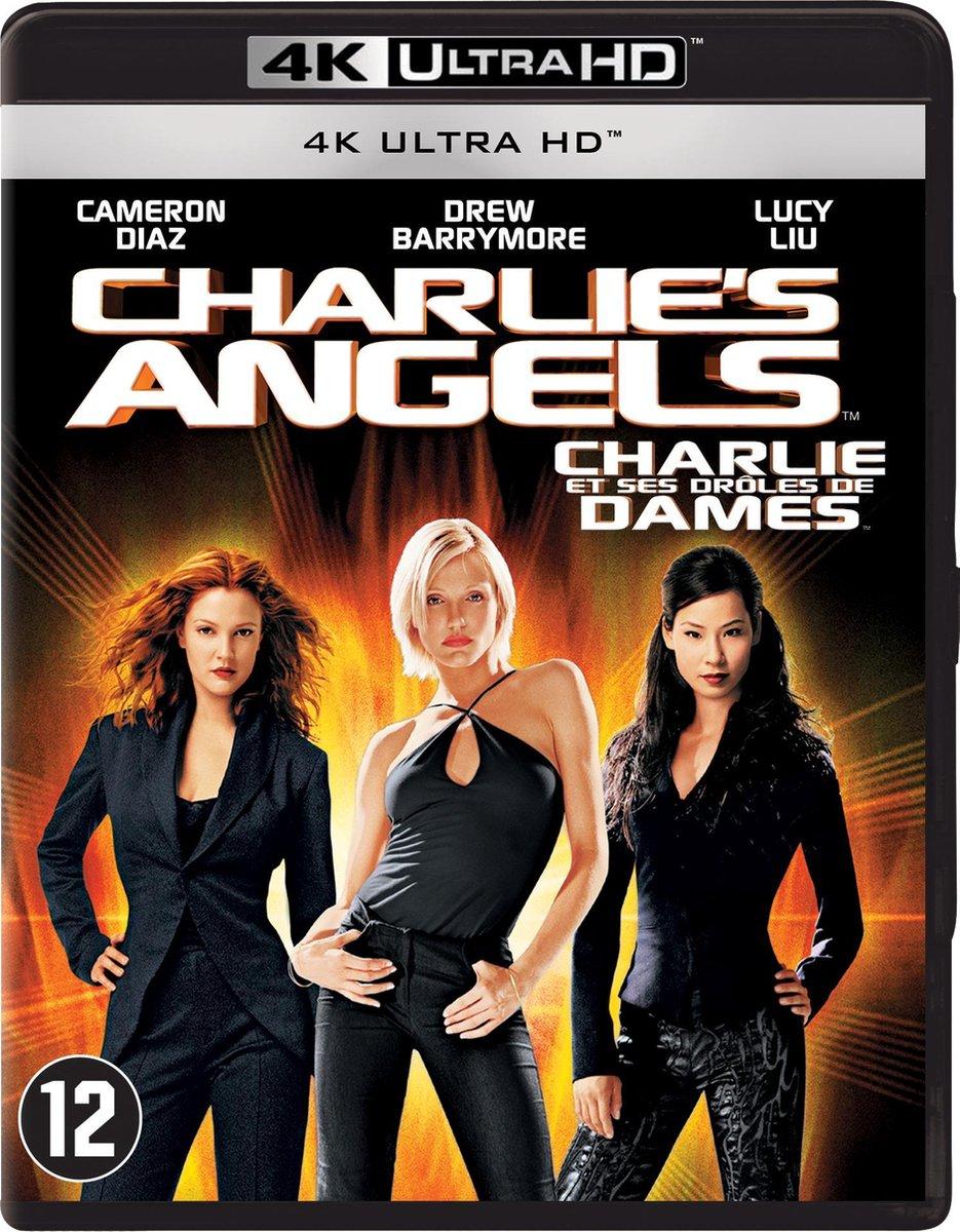 Charlie's Angels (2000) (4K Ultra HD Blu-ray)-