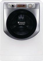 Hotpoint AQ94D497SD EU/B N wasmachine Voorbelading 9 kg 1400 RPM Zilver, Wit