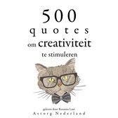 500 citaten om de creativiteit te stimuleren