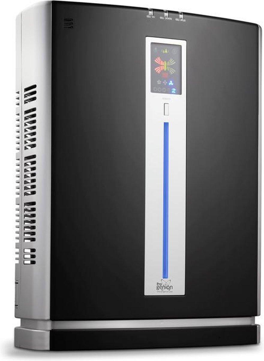 HEPA – ULPA Luchtreiniger Ionisator UV en Sensortechnologie
