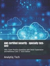 AWS Certified Security - Specialty (SCS-C01)