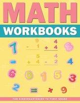 Math Workbooks For Kindergarteners To First Grade
